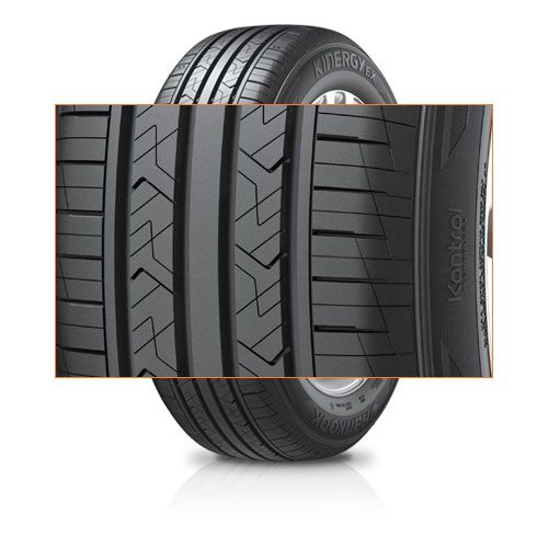 European style and high performance Kinergy EX is the combination of technology and design that offers drivers impressive fuel efficiency and outstanding performance.  http://ttf.com.au/buy/wheels-tyres-car-service/514470/hankook-kinergy-ex-h308-175-65r15h-84h-passenger-car-high-performance-tyres