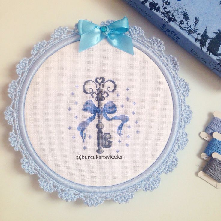 Key Cross Stitch