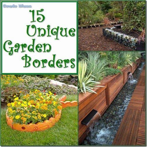 25+ Beautiful Garden Borders Ideas On Pinterest | Flower Bed Borders,  Flower Bed Edging And Borders For Flower Beds