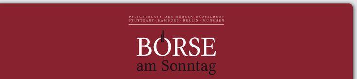 """Premio: Exchange on Sundays readers award, Best Forex Broker First Place 2013. """"Mejor Broker de Forex de 2013"""" Diario Börse am Sonntag"""