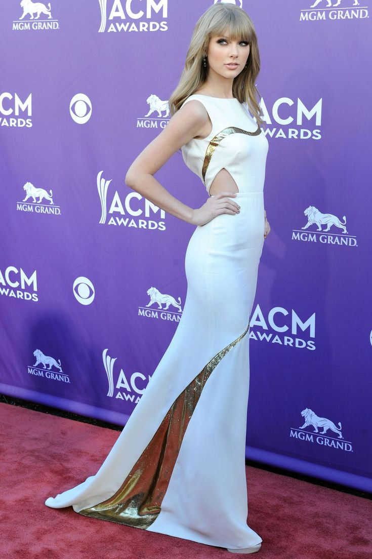 Carrie Underwood - The Most Daring Red Carpet Dresses Ever