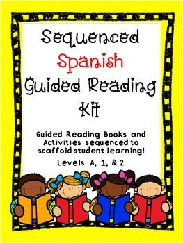 Lectura Guiada! 15 Sequenced Spanish Guided Reading Emerge