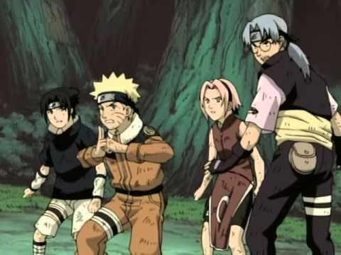 Naruto: Season 2 Episode 36 — Clone vs Clone: Mine are Better Than Yours!