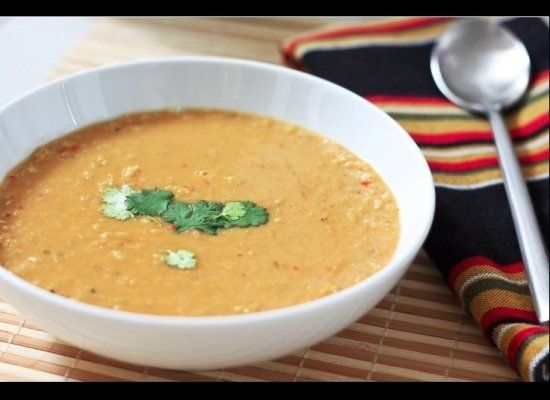Spiced Coconut Lentil SoupLentil Soup, Coconut Milk, Lentils Soup, Coconut Oil, Soup Recipe, Coconut Water, Vegan Soup, Spices Coconut, Coconut Lentils