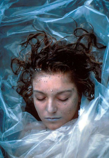 Ah yes...Twin Peaks...This brings back so many good memories...Laura Palmer wrapped in plastic and the entire nation waited on the edge of their seats to find out who killed the darling of the town...Deep, dark, disturbing secrets unfold...I miss the 90's...