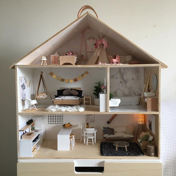1001 Best * Doll House * Images On Pinterest