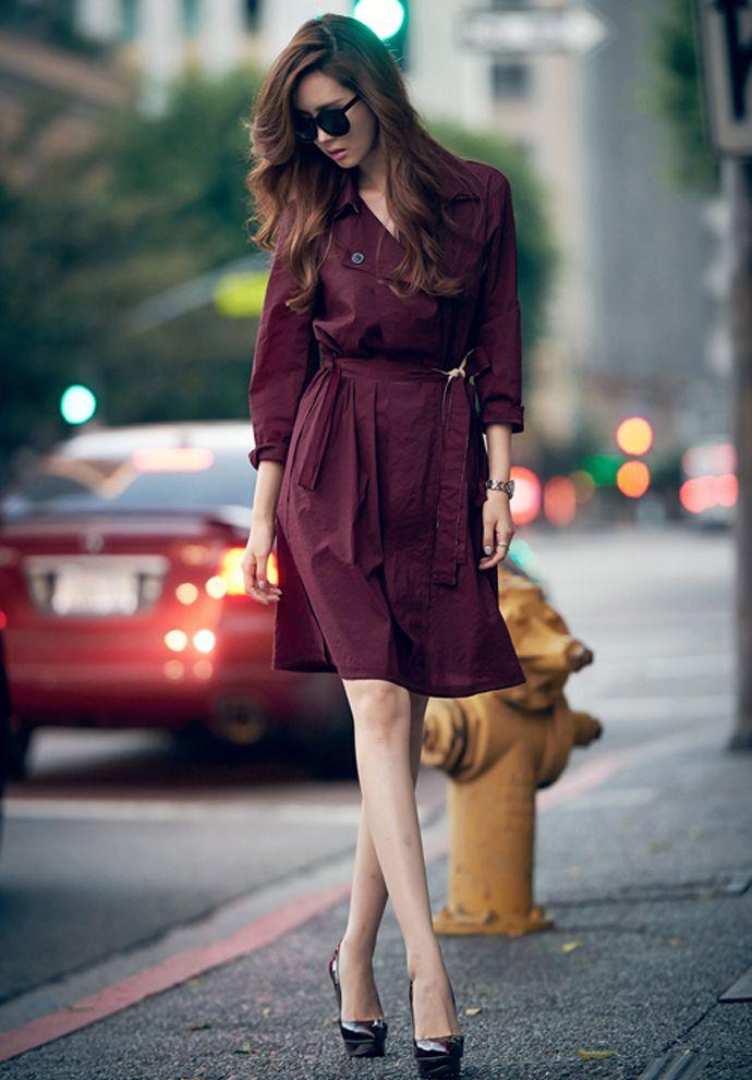 Lee Da Hae Dazzles In Downtown LA For Pictorial