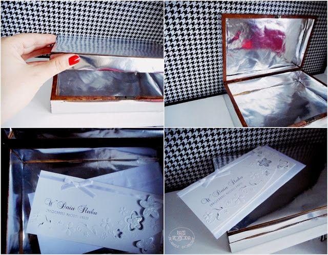 diy skrzyneczka  decor  BOX   DIY