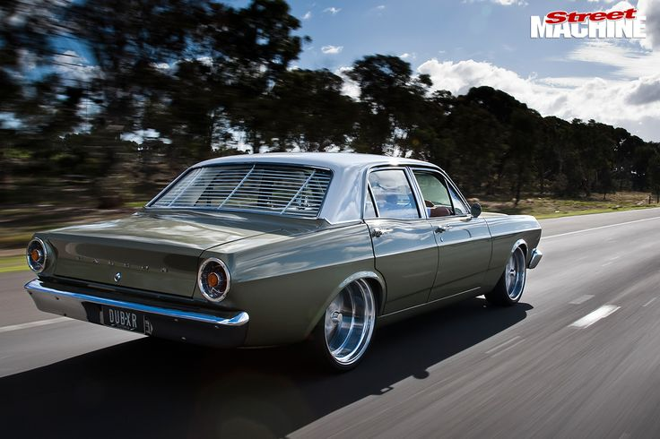 Ford -falcon -xr -onroad