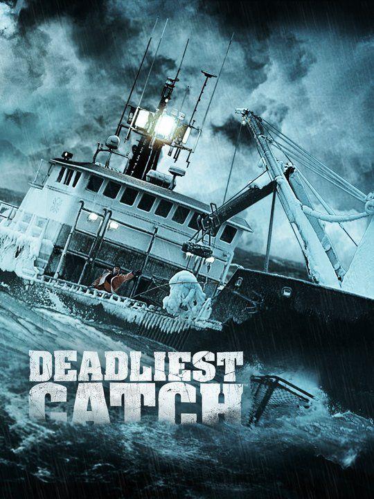 Deadliest Catch - finally back on, the best deep sea  show