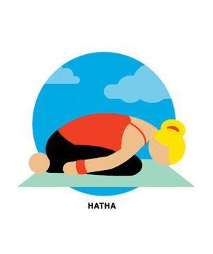 A Guide to 6 Types of Yoga... Hatha, Vinyasa, Iyengar, Bikram, Kundalini, Ashtanga...