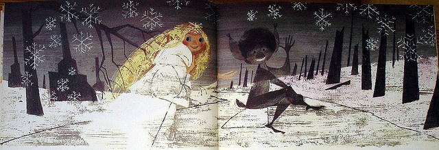Children´s book: Pessi ja Illusia Language: finnish Year of publication: 1963 Illustrations by Alexander Lindeberg