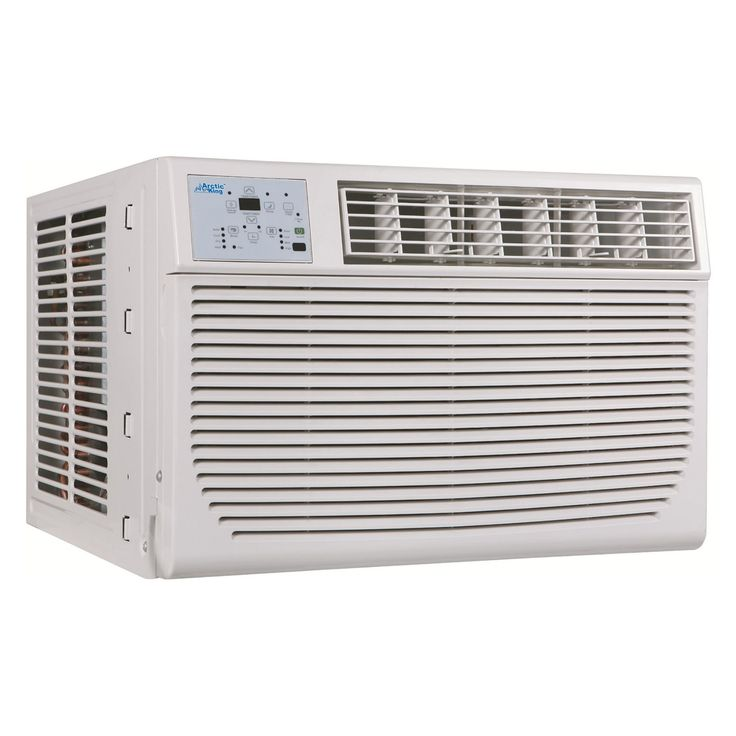 Arctic King 8K BTU Slide-Out Window Air Conditioner-Heater - 2961-0342