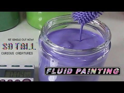 38 best images about art fluid acrylics on pinterest for How to make fluid acrylic paint