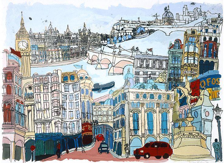 Thames - Liz Somerville