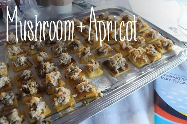 Try it in a recipe for Wild Mushroom and Apricot Ragu on Polenta Cakes.