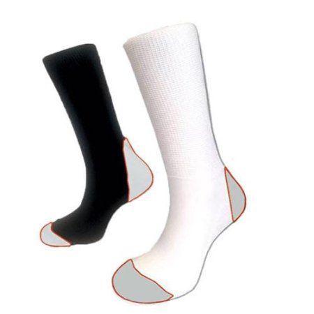 Prostarterz Diabetic Gel Socks, Black