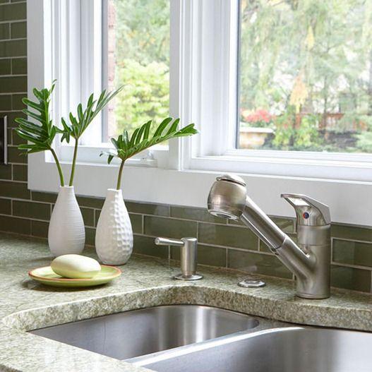 Olive Green Bathroom Ideas: 17+ Best Images About Backsplash Inspiration On Pinterest