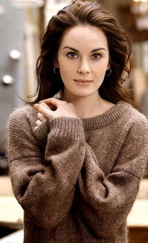 The Crawley Sisters - Downton Abbey photo - myLusciousLife.com - Michelle Dockery.jpg stunning actress