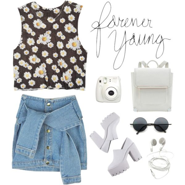 let's go to the beach! by flam16 on Polyvore featuring dELiA*s