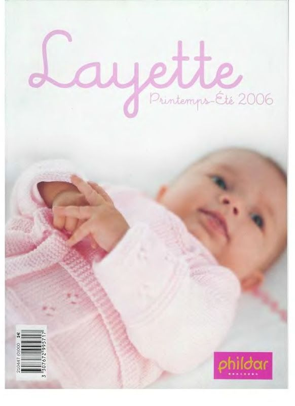 Phildar №447 layette - Татьяна Банацкая - Picasa Web Albums