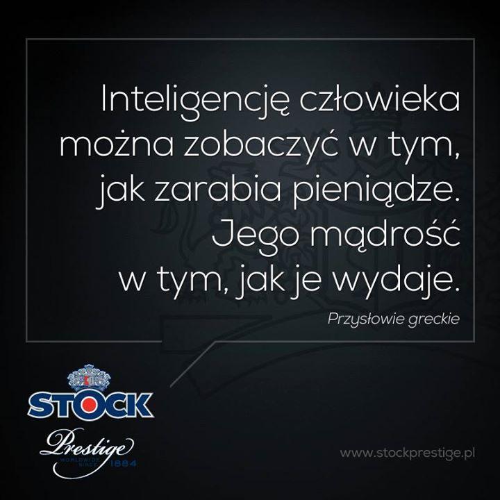Więc mądrość wynika z inteligencji?