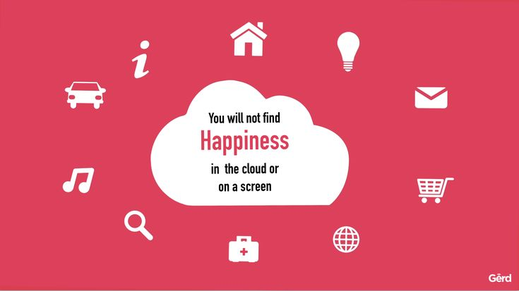 """an important bottom-line I like to use from my new book """"you will not find #happiness in the cloud or on a screen"""" read more at: Technology vs Humanity: the coming clash of man and machine http://gerd.fm/2DA0fyj?utm_content=buffer5c4dc&utm_medium=social&utm_source=pinterest.com&utm_campaign=buffer #techvshuman #manmachine #humanfuturist"""
