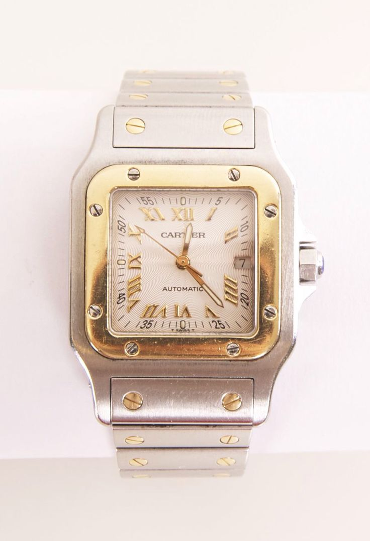 """""""Time"""" to update my Cartier, kidding, mine was my""""push"""" present when dear Jack was born."""