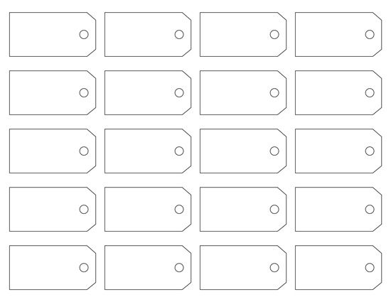 25 best ideas about Price Tags – Clothing Tag Template