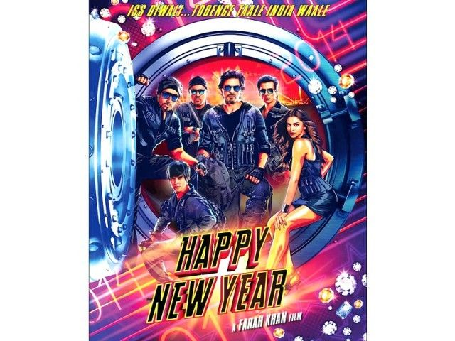 Happy New Year trailer released