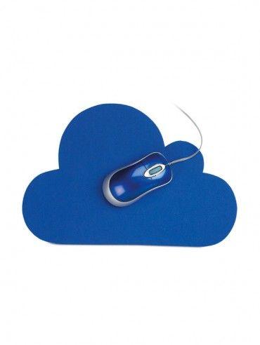 Mouse pad in formă de nor. Cod produs: 23-MO7982.