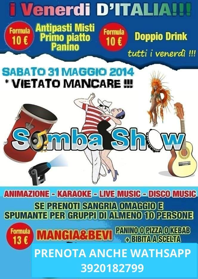 Campania Network - taverna 5.30.2014
