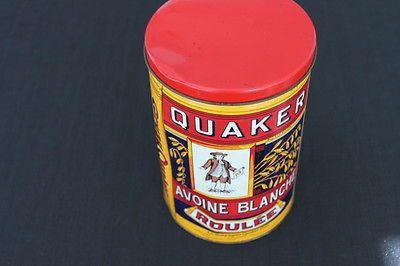 Quaker Rolled Oats oatmeal tin Peterborough Ontario | eBay