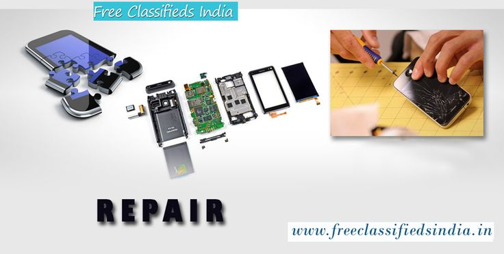 Mobile repair #services, Self-help guides, Courses, #deals. Find everything on #mobile #repairs. Visit : http://freeclassifiedsindia.in/