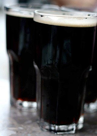 Prefer a good stout, but Porters can be really good too!