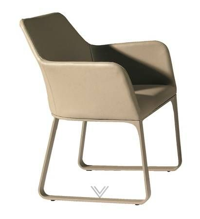 Fotel obiadowy z podłokietnikami ATLANTA 61x63x80 cm