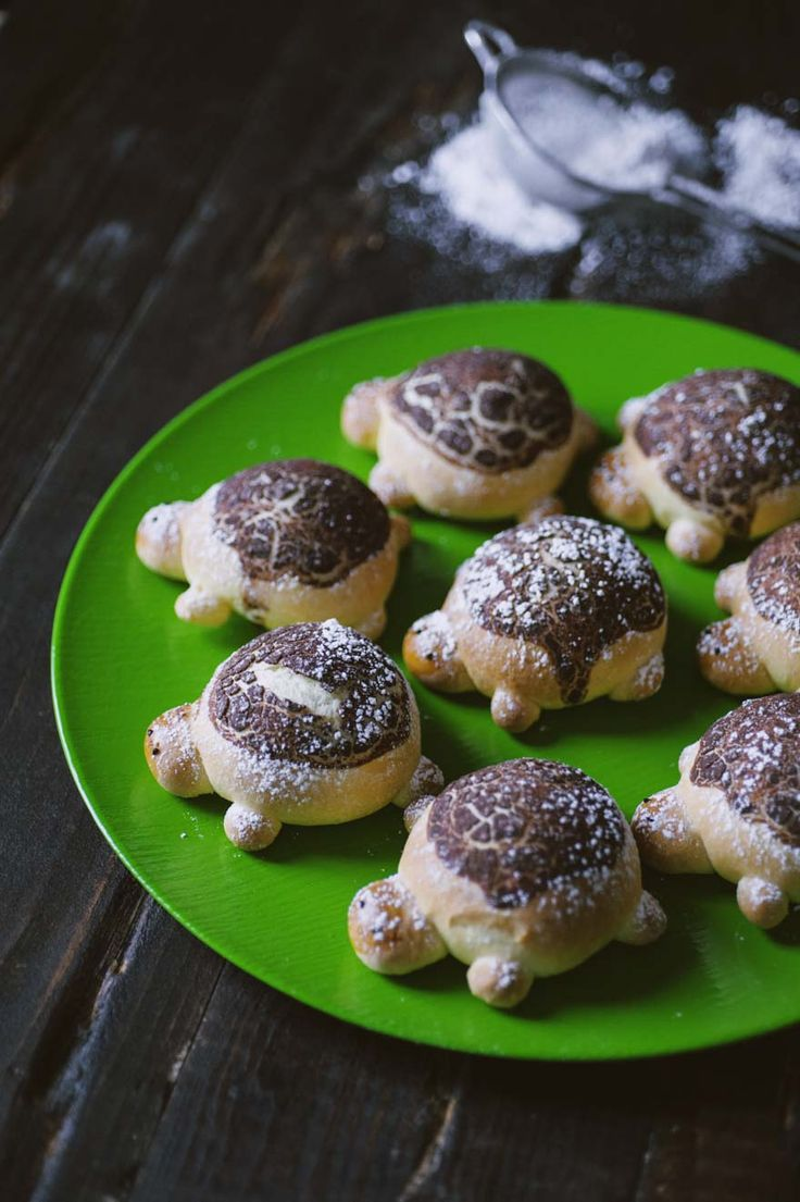 Tartarughe dolci perfette per i bambini