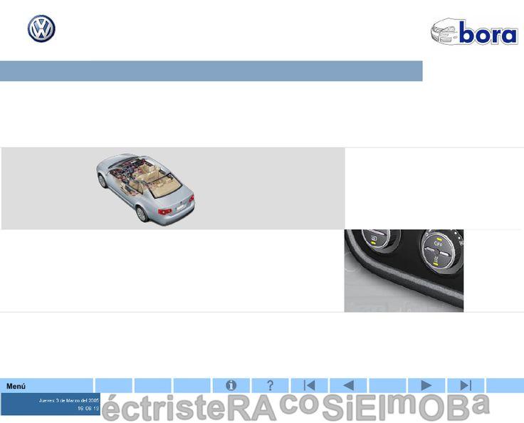 Sistema eléctrico BORA MANUAL latinoamerica | Airbag | Anti Lock Braking System
