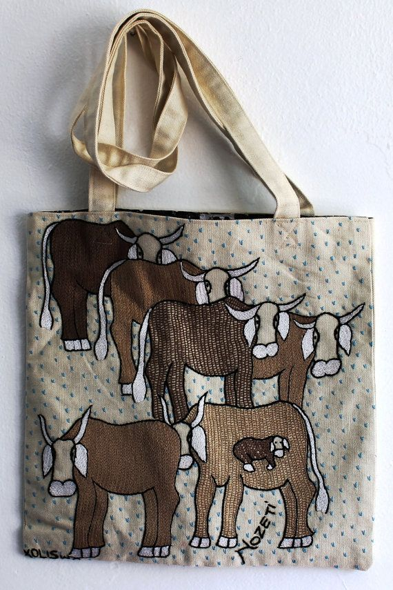 Shopping bag SBAG0034 by Keiskamma on Etsy, $30.00