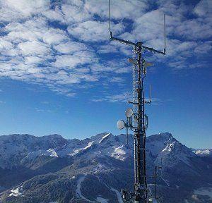 A rede de telefonia celular pode se transformar em um gigantesco pluviômetro capaz de monitorar a chuva com alta resolução.
