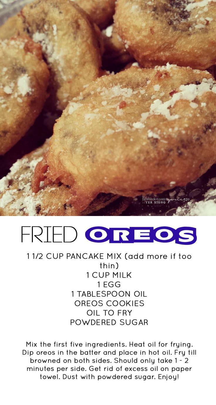deep fried oreos recipe - photo #22