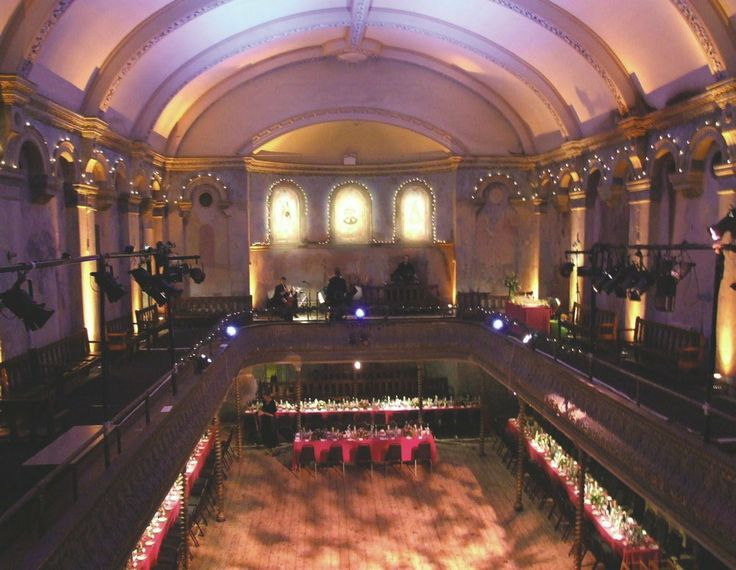 John Wilton's ornate rumpus room was one of several trendsetting musical venues when it opened in 1850 - and it's still going now! Find this lot on stage next: http://www.timeout.com/london/music-nightlife/wiltons-music-hall