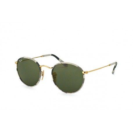 Γυαλιά Ηλίου Ray-Ban ROUND METAL RB 3447JM 171