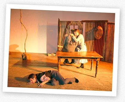 Australian Classical Theatre production of The Drover's Wife