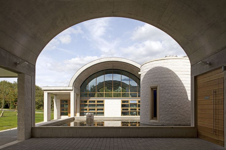 The Oak Chapel Crownhill Crematorium Milton Keynes Www