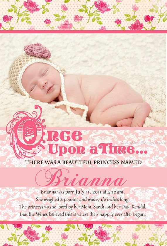 Best 25 Birth announcement wording ideas – How to Announce Baby Birth