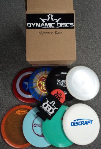 Dynamic Discs Mystery Box Disc Golf Discs Set $100.00