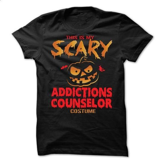 Love being an Awesome ADDICTIONS-COUNSELOR - custom tee shirts #under #customize hoodies