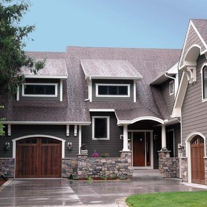 45 best Home Exteriors images on Pinterest   Exterior colors ...