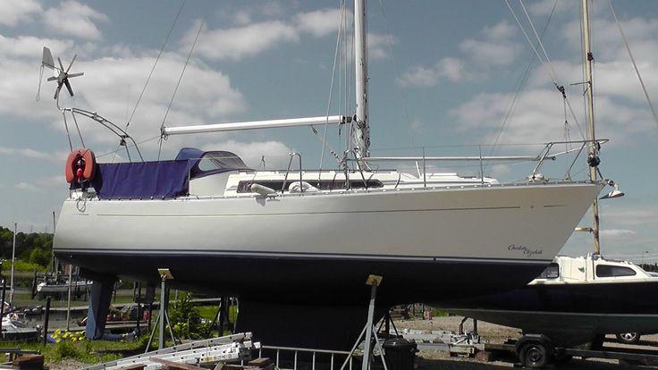 Moody 30 Sailing Yacht | eBay